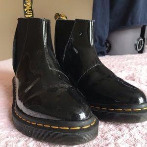 Adorable pair of Doc Marten slim waterproof boots